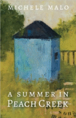 A Summer in Peach Creek Cover
