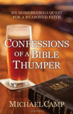 Confessions of a Bible Thumper Cover
