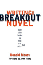 Writing the Breakout Novel Cover